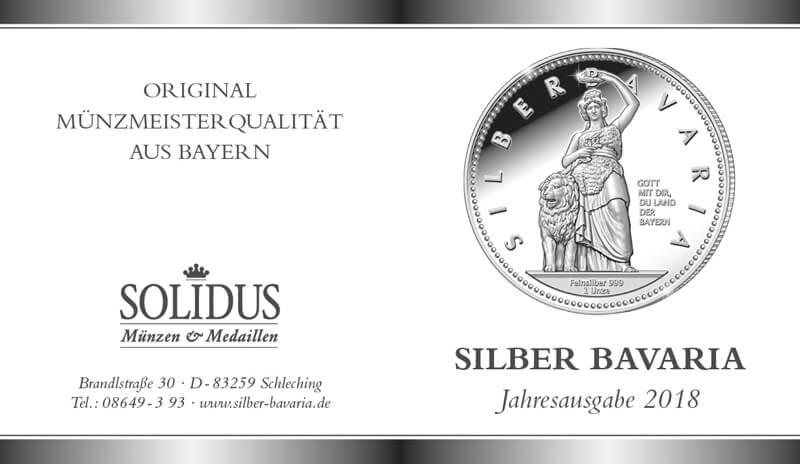 Die Silber Bavaria